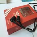 Hot di alta qualità auricolare handsfree con il mic per il iphone 5 5 s 6 telefono cellulare cuffie fone de ouvido per apple cuffie