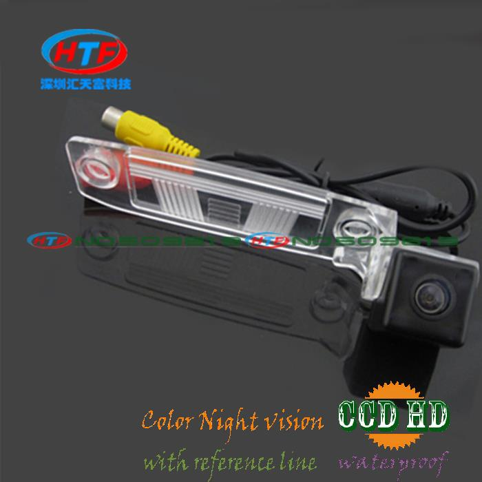 NTSC/PAL Car Rear View Reverse Camera night vision For sony ccd Kia K3 Sportage R 2011 2012 parking assist wire wireless(China (Mainland))
