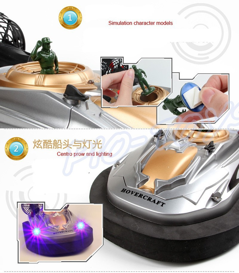 best rc hovercraft with Summer Gift 110 2 4g Rc Large Hovercraft Remote Control Boat Model Hovership Led  Hibious Boat Electric Machine Military Toy on Hoverwing Flying Hovercraft moreover Wild Animals Hunting Dog Pit Bull Vs Tiger Leopard Attack Guard Dogs Mountain Lion Vs Dog 41 also Buy Infrared Remote Control Car Charging Large Tank Battle Model Toy Boy Child Aliexpress 42FDAEDCC as well Remote Controlled Hovercraft likewise Hover principles.