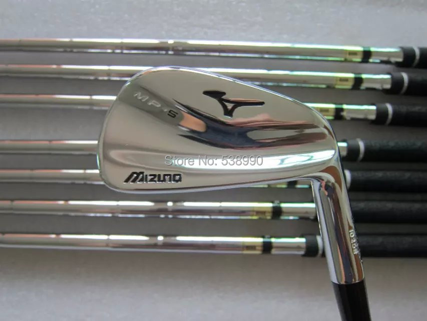 2016 New MP-5 golf irons 3-9#P with dynamic gold steel S300 shaft Oem golf clubs MP5 irons right hand(China (Mainland))