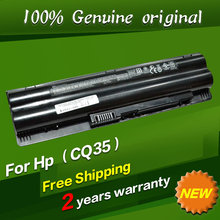 Free shipping Original laptop Battery For Hp dv3-2390eo dv3t-2000 CQ35-100 CQ35-101TU CQ35-200 CQ36-100 CQ36-103TX 10.8V 47WH