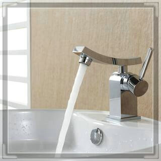 torneira press Bathroom Faucet Single Lever Basin Faucet Fashionable Design Sink Mixer High Cooper Tap CODE 7058 water bathroom(China (Mainland))