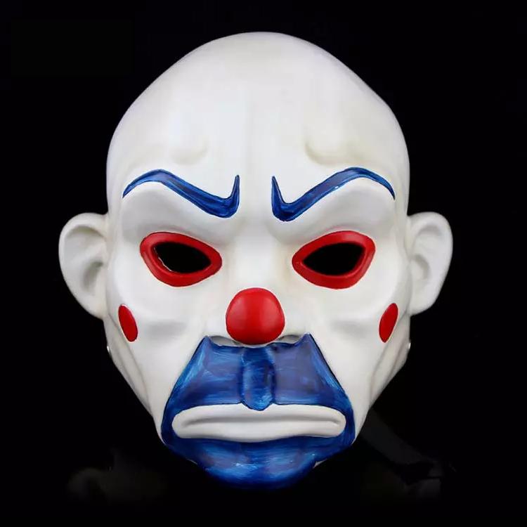 Resina artesanato assustador m scara de halloween m scara - Mascara de terror ...