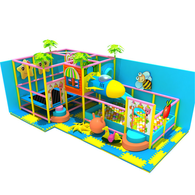 Children soft play foam ball pool indoor playground for for Indoor play area for sale