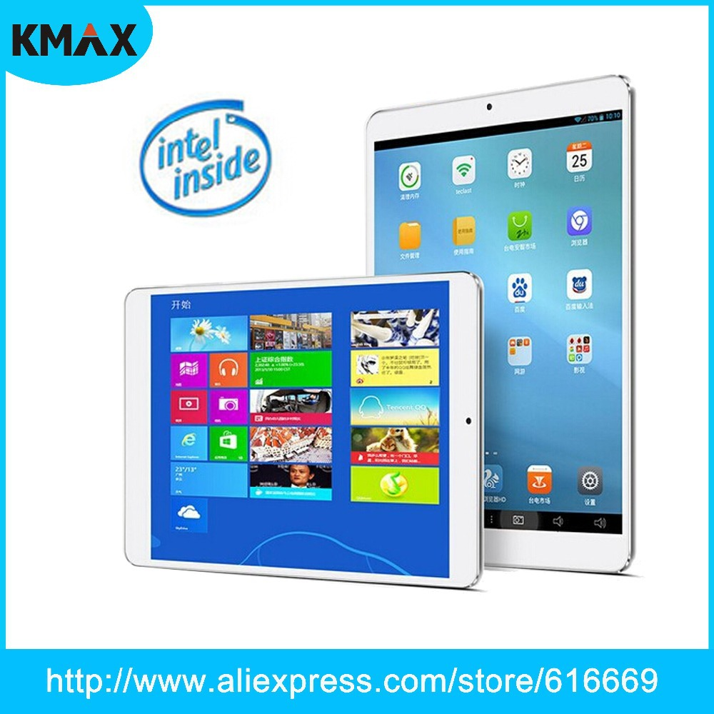 Teclast x98 air 3g 64GB Branded Cheapest Dual OS Dual Boot Tablet PC Android Tablete Cheap Quad Core Sim Card Phone Tablets(China (Mainland))