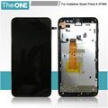 For Vodafone Smart Prime 6 VF895 VF895N Full LCD Display Assembly Touch Screen Digitizer with Frame