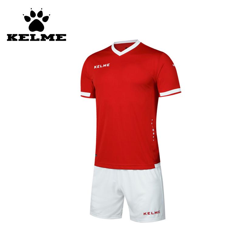 KELME Blank Soccer Set College Football Jerseys Custom Soccer Jerseys 2016 2017 Training Survetement Football Men Uniforms 69(China (Mainland))
