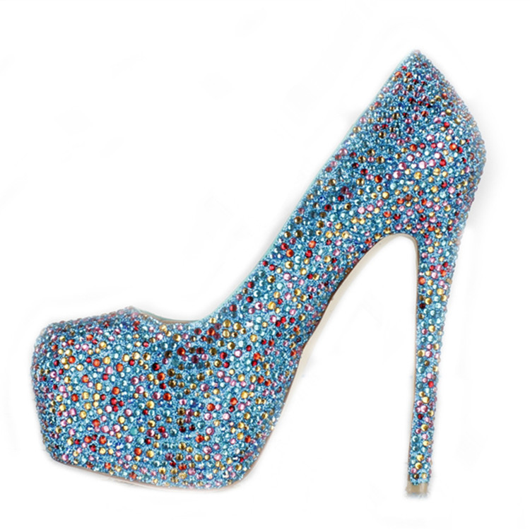colorful shoes for prom images