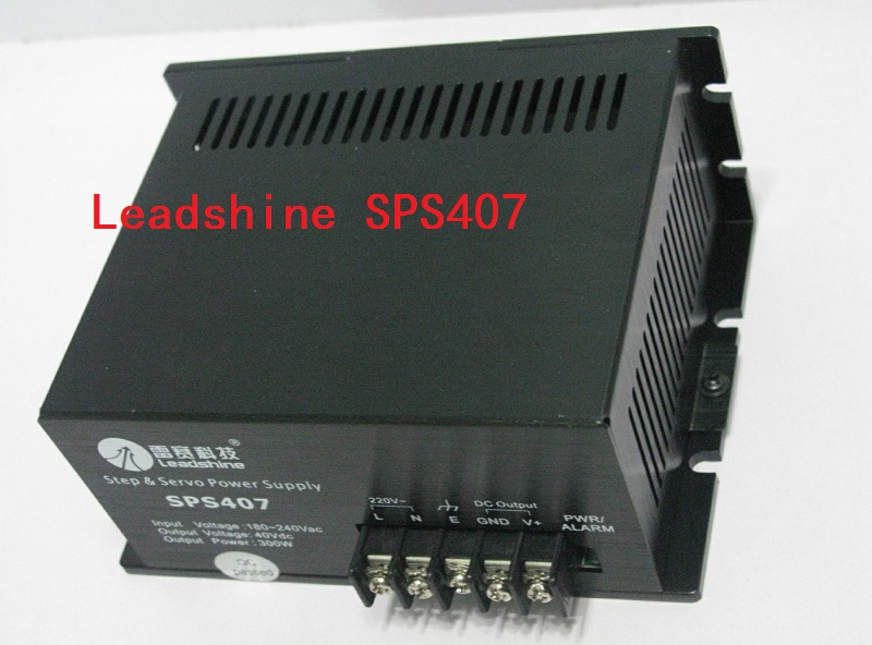 Leadshine SPS407 Ultra Compact 42 VDC / 7A Unregulated Switching Power Supply with 180-250 VAC Input(China (Mainland))