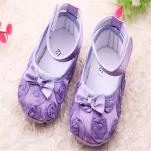 2016 New fashion Toddler Baby Shoes Unisex Infant Genius Soft Sole Bottom Kids First Walkers Sweet  SolidCotton Lovely  shoe(China (Mainland))