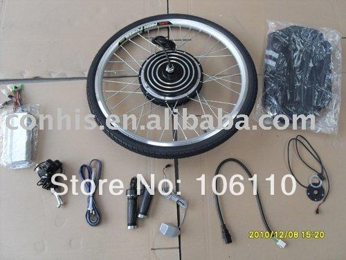 36v 350w big motor electric bike conversion kits rear wheel - Changzhou City Zhonghaizhi Electronic Cable Factory store