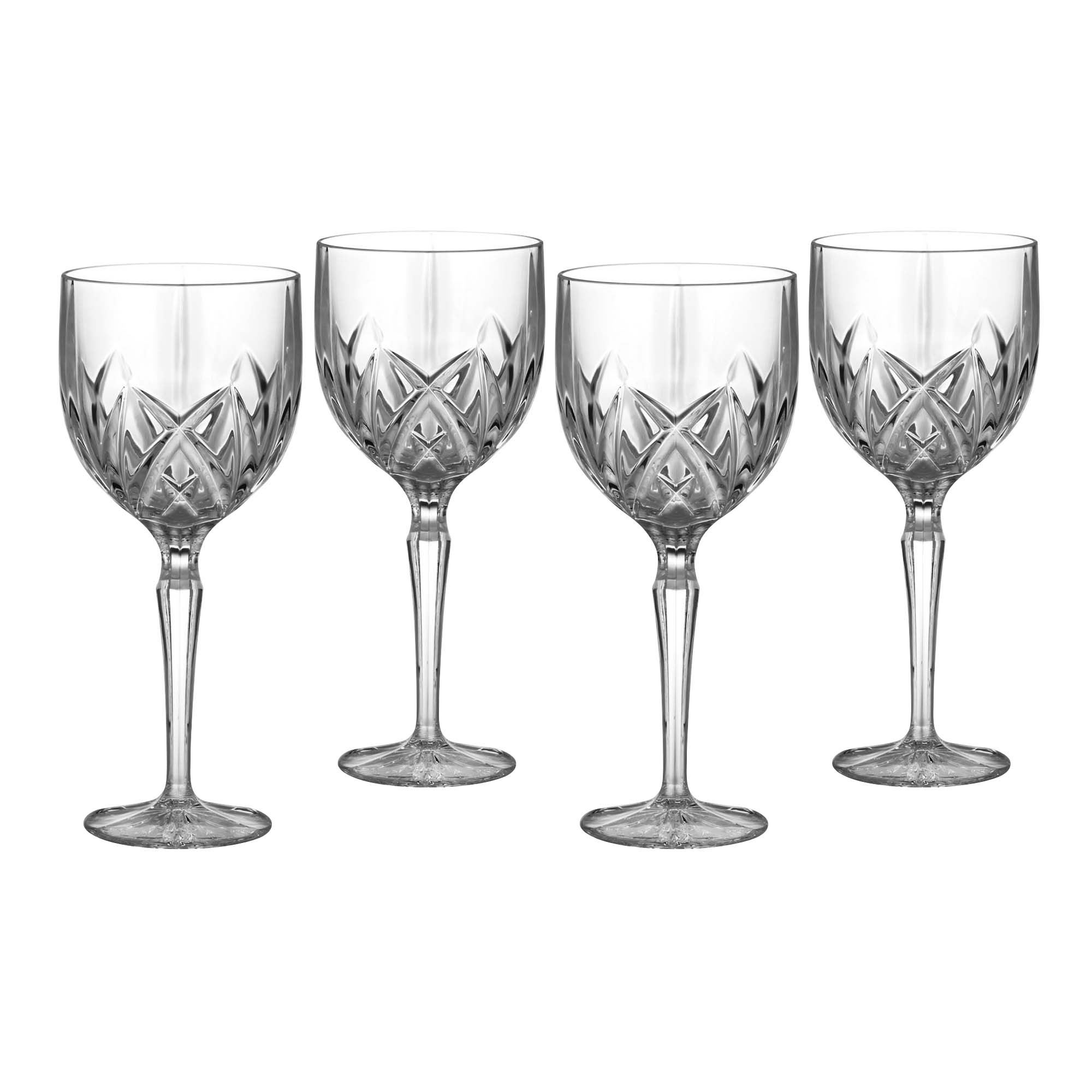 crystal wine glass set wedding gift unique gift-inWine Glasses ...