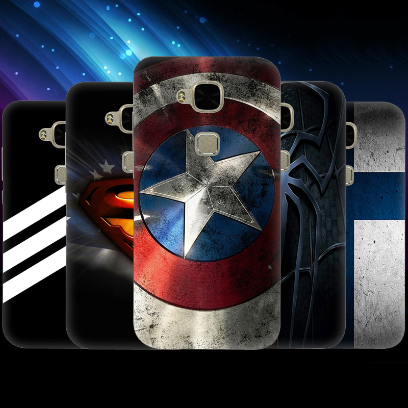 Hard Case For Huawei G8/G7 Plus Mobile Phone High Quality Scrub Protector Back Cover Case Protective Accessories Free Shipping(China (Mainland))