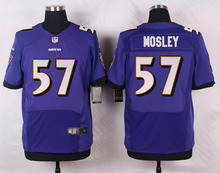 Top quality For Mens,Steve Smith Sr C.J. Mosley Joe Flacco Black WHITE yelloW Rush Free Shipping stitched Raven PIC(China (Mainland))