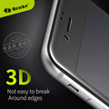 Benks 3D Curved Tempered Glass Screen Protector for iPhone 7 7plus Phone Celular Full Cover Protection