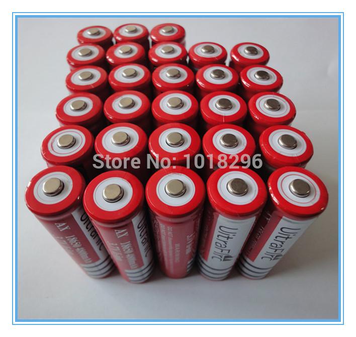 High quality 28pcs / lot 18650 rechargeable batteries 3.7v 4800 mAh Lithium li-ion battery for led Flashlight batteri batery<br><br>Aliexpress