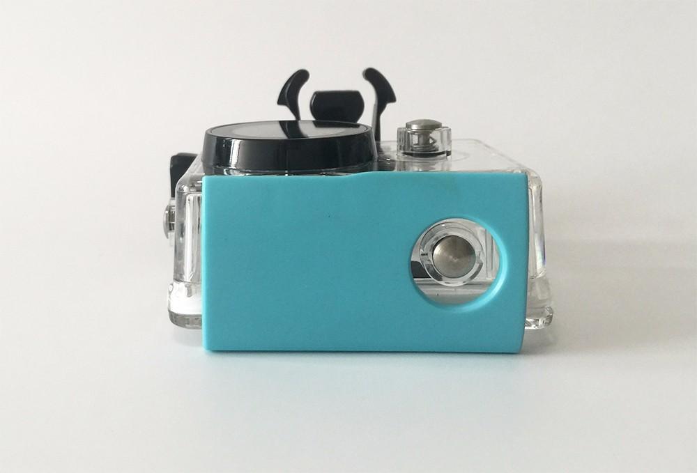 Original Style Xiaomi Yi Action Camera Waterproof Case Xiaoyi Sports Cam Accessories For xiao yi