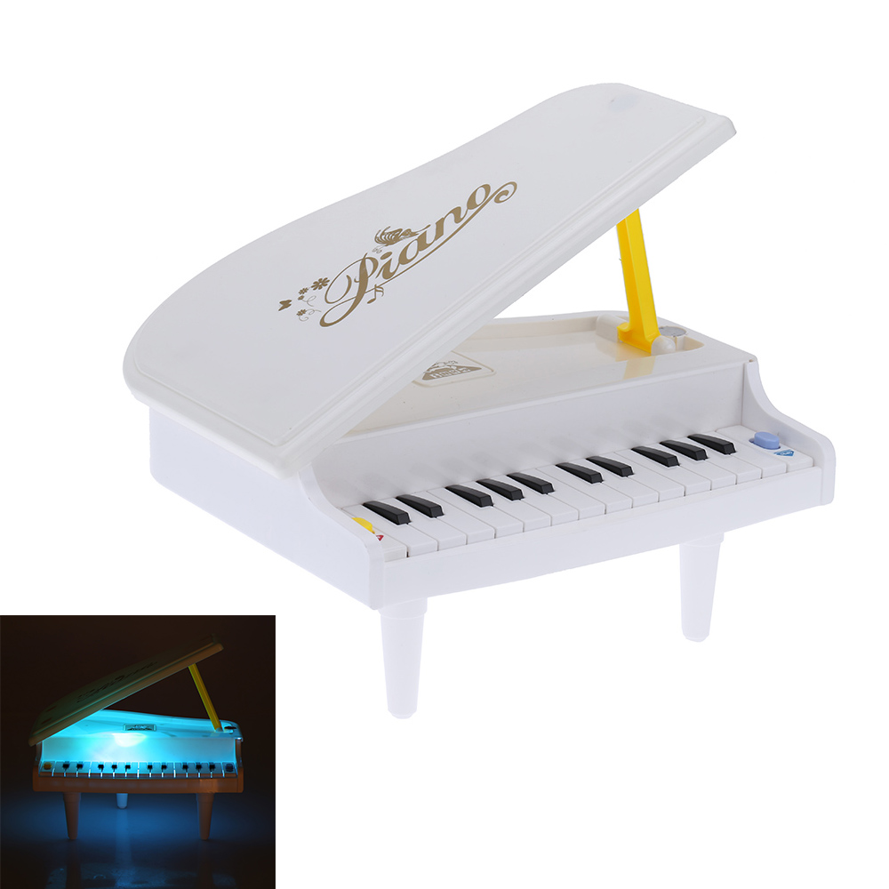 Kids 14 Keys Mini Simulation Piano Educational Toy Musical Instrument Toy For Children Popular Music Toy Color Random Delivery(China (Mainland))
