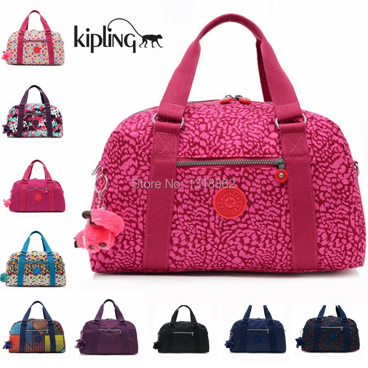 Bolsa De Viagem Feminina Grande : Aliexpress compre mala kippling sacos de viagem