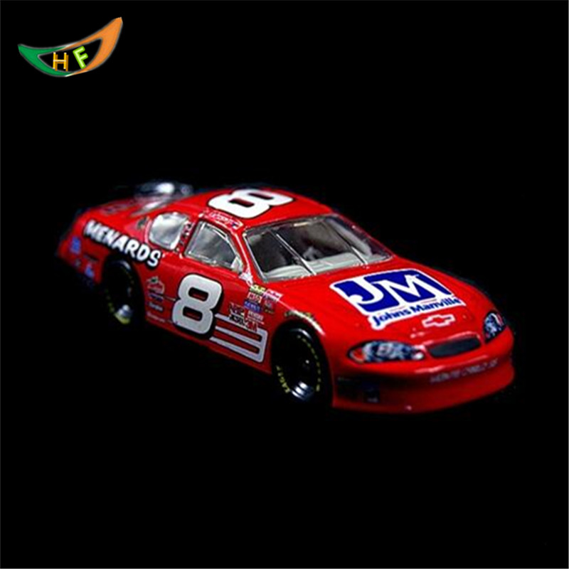 Nascar Competition red 1:64 Alloy car model formula 1 oyuncak boys Christmas gift(China (Mainland))