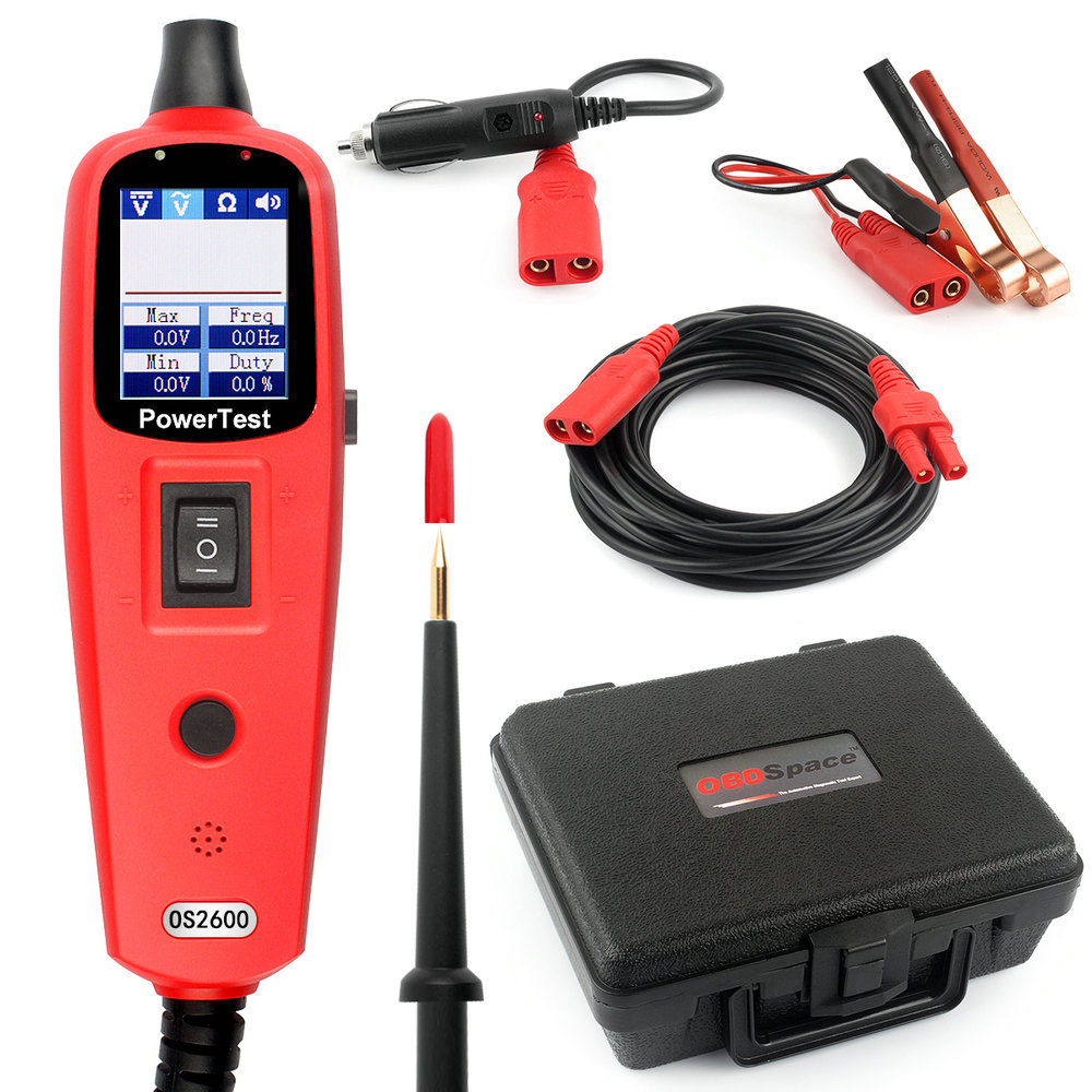Kd Tools Circuit Testers : Power probe same as yd auto circuit tester multimeter