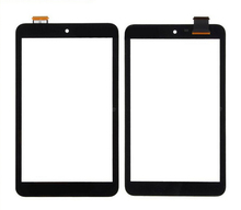 100% Original 8 inch For ASUS MeMO Pad ME180A ME180 K00L Touch Screen With Digitizer Panel Front Glass Lens Black Free shipping