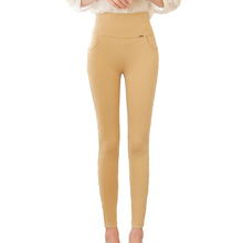 Stretch khaki pants for women online shopping-the world largest ...