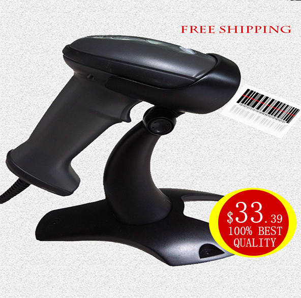 Auto-sensor USB Handfree Laser Bar code Reader Code bar Reader Anti-knock Pos Bar code Scanner, Barcode Reader+holder SM-2108(China (Mainland))