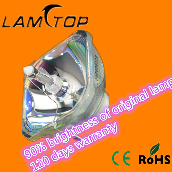 LAMTOP Hot selling  ELPLP58   bare lamp could be high brightness  90% of original lamp  for  EB-X10/EB-X9/EB-X92<br><br>Aliexpress