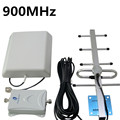900mhz Signal Booster Cell Phone Repeater GSM 3G Amplifier 55db Gain