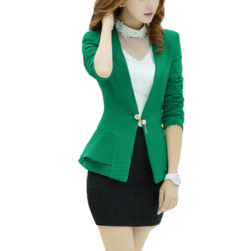Pics For Gt Green Blazers For Women