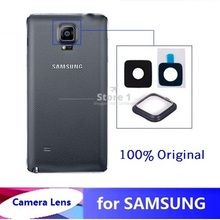 Buy 3Sets Samsung Galaxy Note 4 OEM Glass Camera Lens+Lens Cover 100% Original Replacement Part +Sticker+Valid Tracking Code for $5.39 in AliExpress store