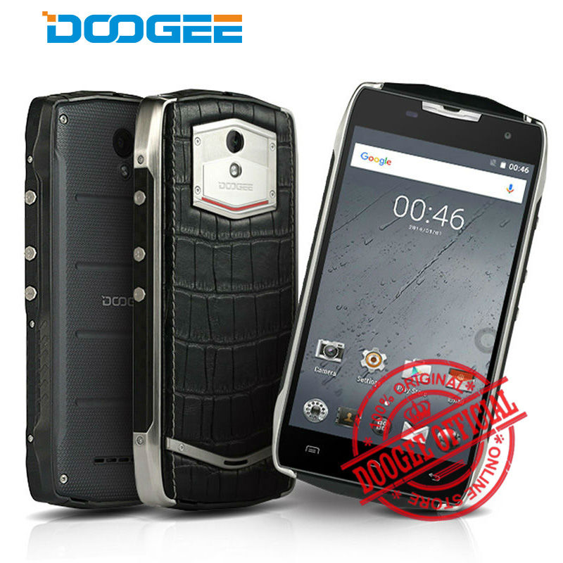 "Doogee T5 lite Rugged Smartphone IP67 Waterproof shockproof 5.0"" Android 6.0 Quad Core MTK6735 2GB+16G 13MP 4500mah Mobile phone(China (Mainland))"