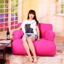FREE SHIPPING striped bean bag chair pattern 100% cotton canvas bean bag online without filling zebra bean bag large bean bag(China (Mainland))