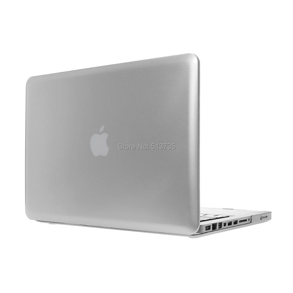 silver laptop case protective shell mac book air case/computer accessories mackbook pro 13 Case retina 15 notebook+keyboard skin(China (Mainland))