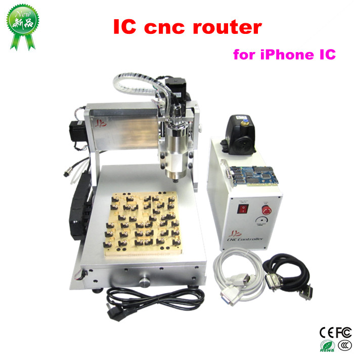 iPhone IC router CNC Polishing Machine for iPhone Main Board Repair 110/220V(China (Mainland))