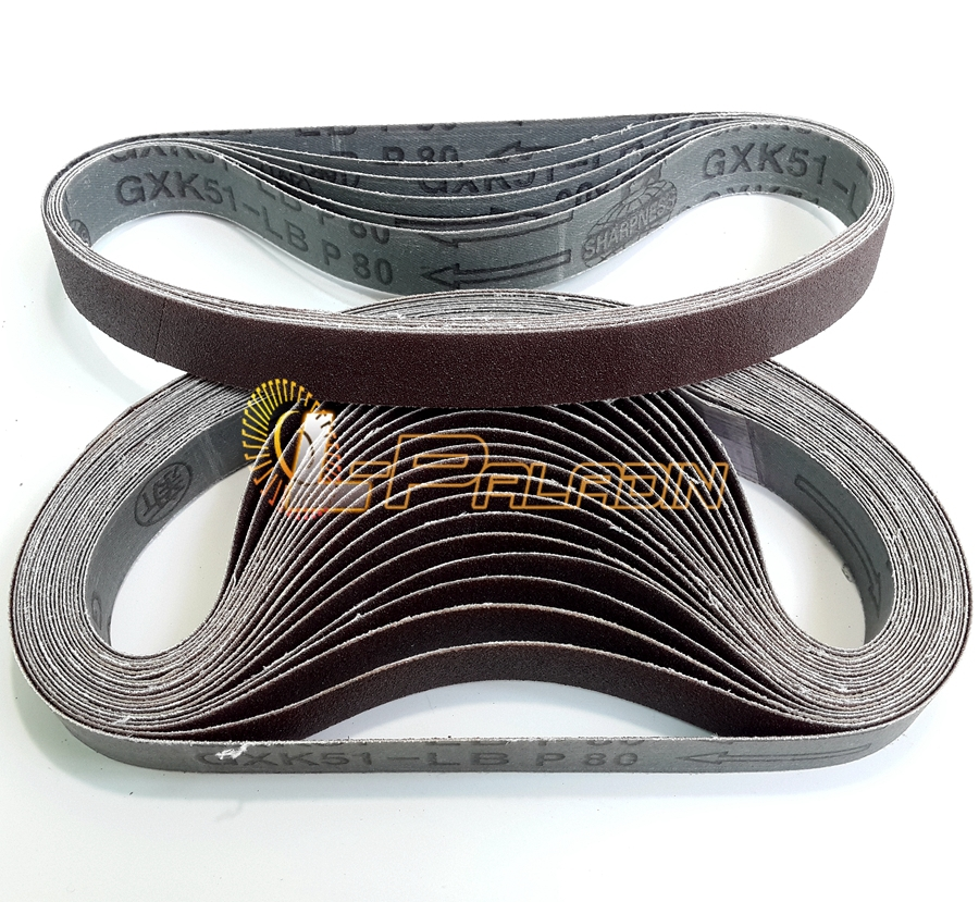 store product  pcs mm Abrasive Sanding Belts for Air Belt Sander