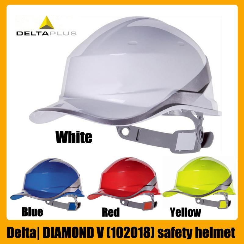 Delta DIAMOND V (102018) ABS disaster prevention helmets construction sites safety helmet(China (Mainland))