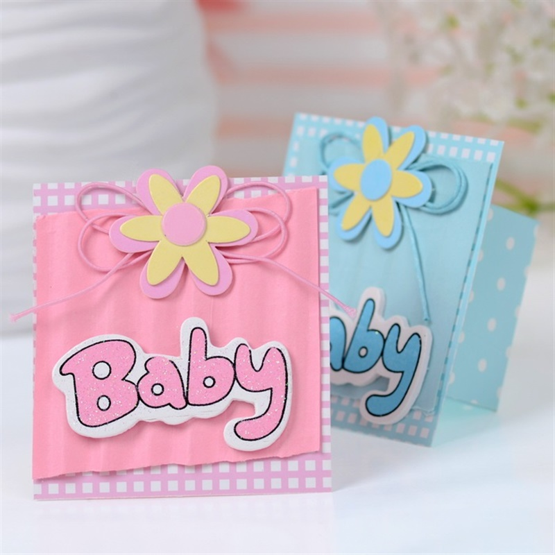 cute baby favors boxes baptism bombonieres christening favors baby
