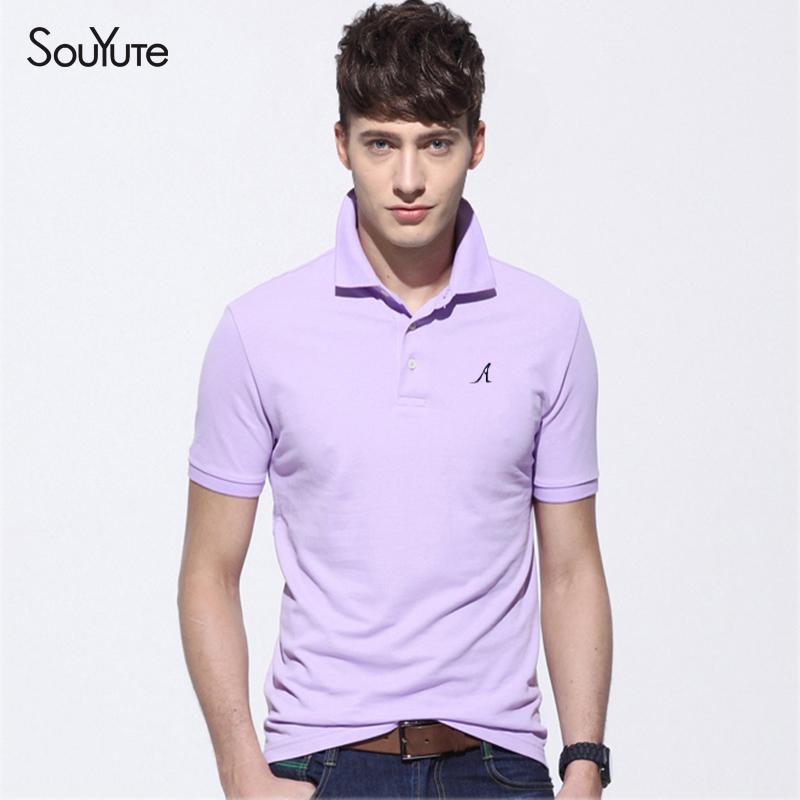 2016 souyute s cotton polo shirts top quality s