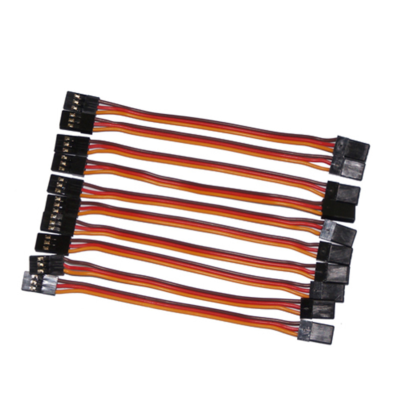 1 JR Cale connector RC 100mm 10cm male servos extension cables wiring 22AWG Remote control - DreamEagle Hobby Store store