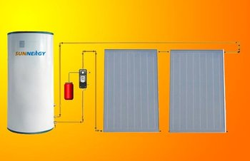 Solar Collector, Heat Pipe Collector,Solar  Water Heater