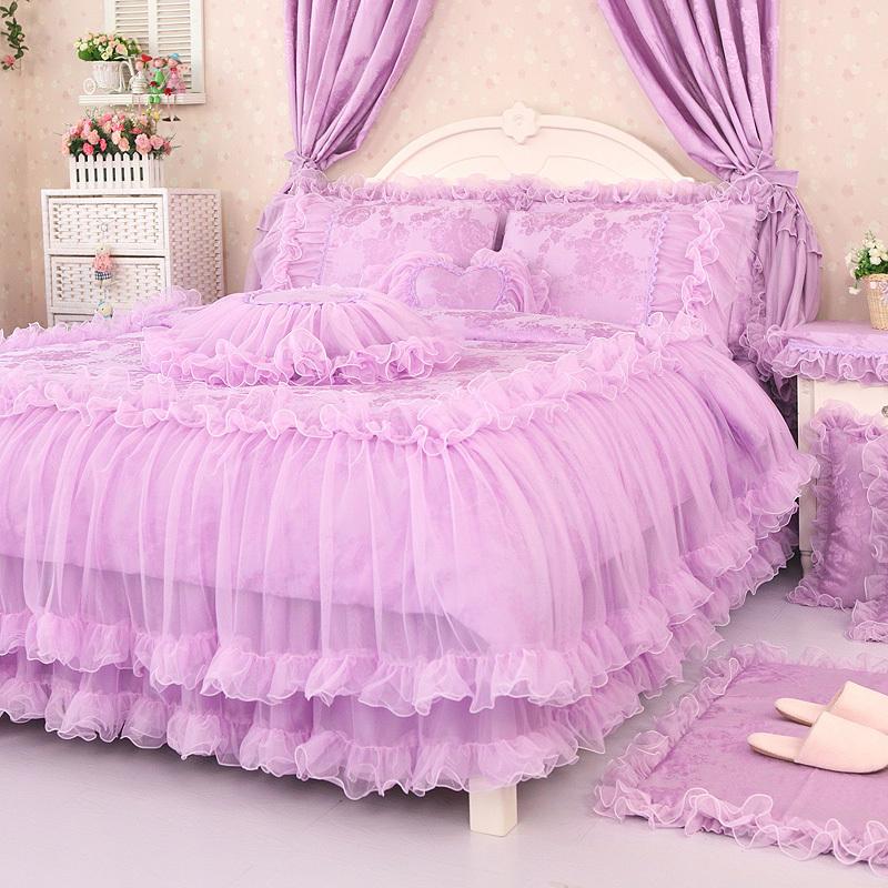 Achetez en gros princesse couvre lit en ligne des grossistes princesse couv - Taille lit queen size ...