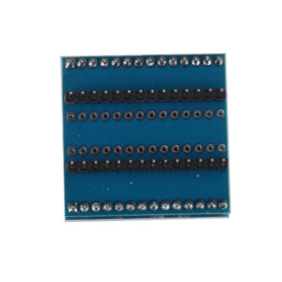 Full Set 21pcs Socket Adapters for Super Mini Pro TL866A EEPROM Programmer Socket Adapters