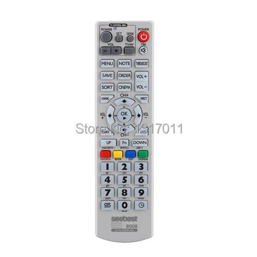 Seebest B008 DVB-STB Remote Controller Universal TV&DVB remote W/learning remote controller(China (Mainland))