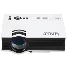Zeepin UNIC UC40 Mini Pico portable 3D Projector HDMI Home Theater beamer multimedia projector Full HD 1080P video(China (Mainland))