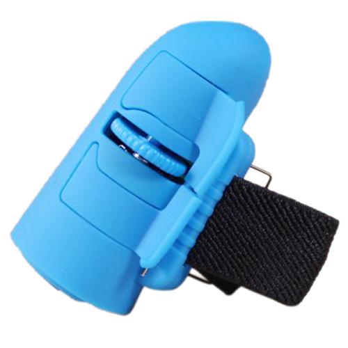 GTFS Hot USB 3D optical finger mouse PC 1200DPI-blue(China (Mainland))