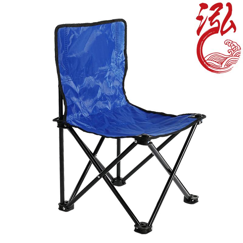 Portable canvas folding chair fishing chair armchair beach stool fishing chai