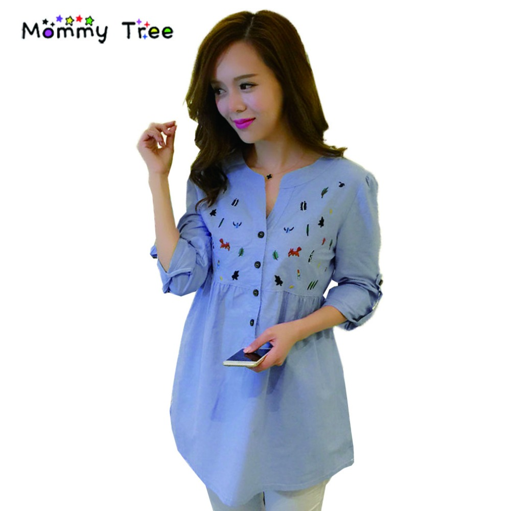Innovative  Maternity Women Pregnant Summer Feeding Cotton Blouse T Shirt  EBay