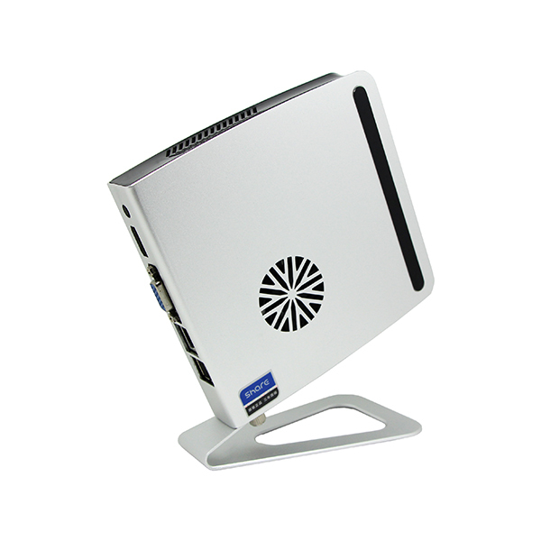 H-Zone Intel Celeron 1037U Dual Core Mini PC Computer Win 7 / 8.1 with 2G RAM & 320G HDD 1080P HDMI For Office Market Display(China (Mainland))